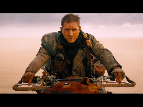 Mad Max: Fury Road Character Featurette 'Meet Max'