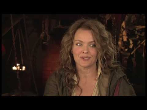 Dina Meyer Interview - Dead in Tombstone (2013)