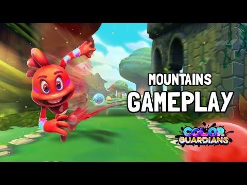 Color Guardians Playstation 4