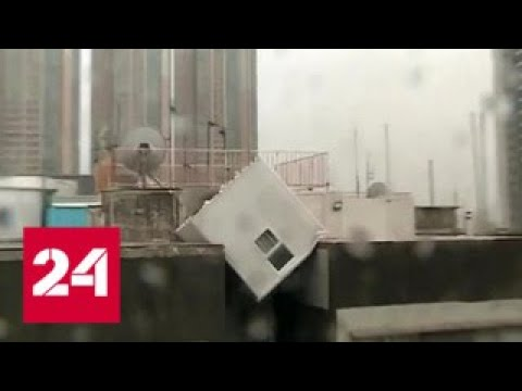 Сопротивление бесполезно: ураган-монстр принес ужасающие разрушения - Россия 24 - DomaVideo.Ru