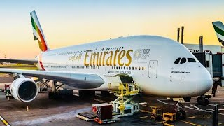 Welcome to my flight review, from Dubai International Airport Terminal 3 to Germany Dusseldorf Airport. I really enjoyed this flight as you can see the Emir...