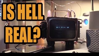Video Is Hell Real?  This Spirit says IT IS - HEAR THIS Wonder Box Spirit Session MP3, 3GP, MP4, WEBM, AVI, FLV Maret 2019