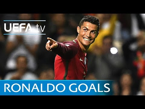 Cristiano Ronaldo: All of his World Cup qualifiers goals for Portugal