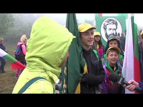 Ботев дневник 02 06 2019 Поклонение на връх Околчица
