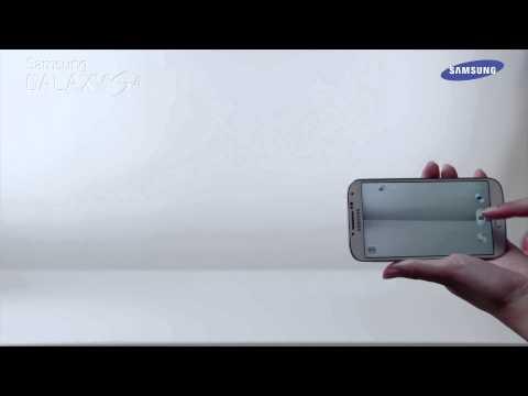 """Samsung Galaxy S4 - prezentacja trybu aparatu """"Tryb Fabularny"""""""