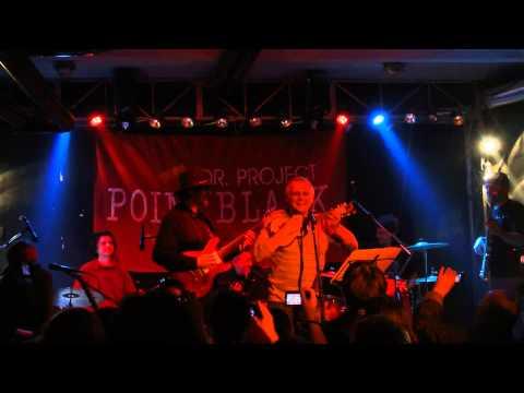 HIT – U svetu postoji jedno carstvo u bluz verziji – Dr Project Point Blank Blues Band & Branko Kockica