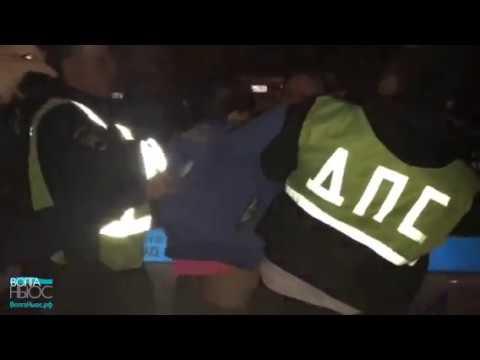 Многодетная мать устроила ДТП и покусала полицейских