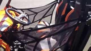 4. 2014 Polaris RZR 900 orange madness