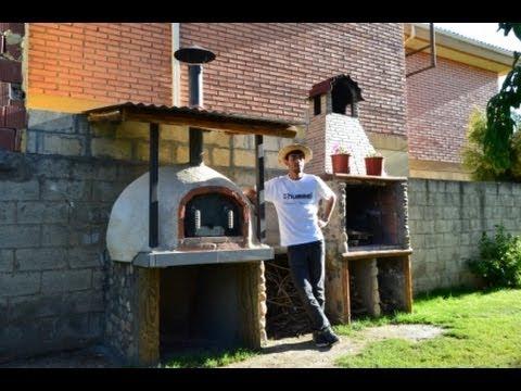 horno - Construcción de un horno de leña por 38 €