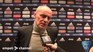 Preview video Le parole di mister Martusciello al termine di Juventus-Empoli