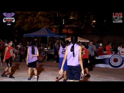Chiang Mai Basketball Club l STREET BASKETBALL 3x3 2017 (30 เม.ย 2560) (PART3)