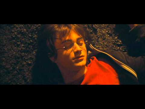 Harry Potter and the Goblet of Fire - Death Eater attack and Morsmordre (HD)