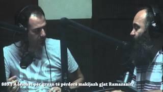 A lejohet për gruan të përdor makijazh gjat Ramazanit - Hoxhë Bekir Halimi