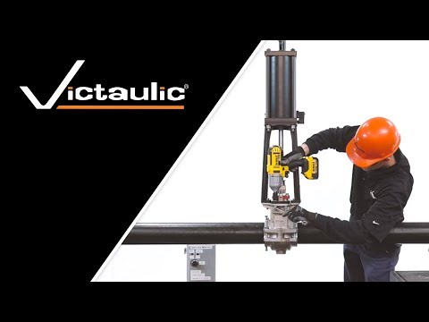 Victaulic Series 795 Installation-Ready™ Knife Gate Valve Maintenance Reference