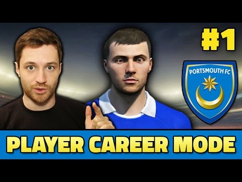 PLAYER CAREER MODE #1 - STARTING AT THE BOTTOM! - Fifa 15