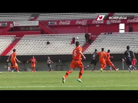 Resumen Reserva: River vs. Quilmes