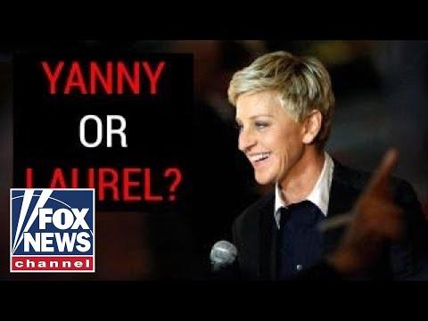 Celebs weigh in on Yanny vs. Laurel debate
