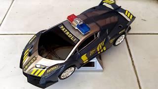 Video Mainan Mobil Polisi Patroli Indonesia Lamborghini MP3, 3GP, MP4, WEBM, AVI, FLV Januari 2019