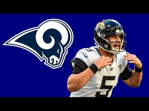 BREAKING | Blake Bortles to Sign With the LA Rams