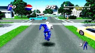 Pepsiman Gameplay and Commentary