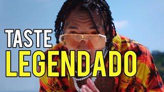 Tyga - Taste (Legendado)