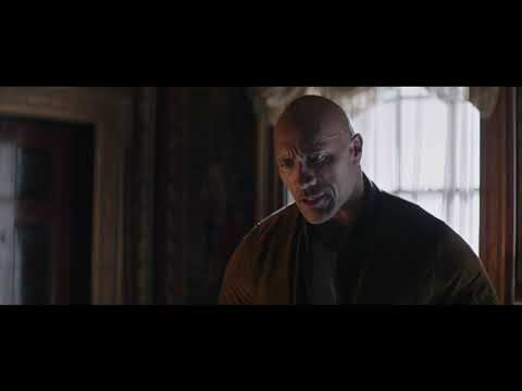 Hindi Trailer  | Fast & Furious: Hobbs and Shaw