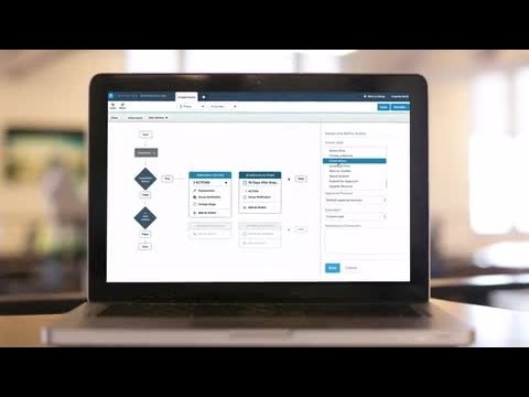 Salesforce1 Platform with Lightning Overview Demo