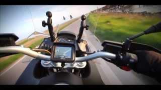 2. Moto Guzzi Stelvio 8V - Official Video