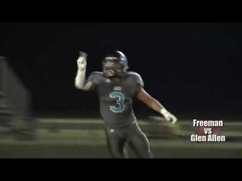 September 29, 2017 Douglas Freeman @ Glen Allen (видео)
