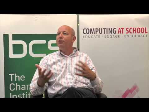 sfdcMktg - BCS Editor-in-chief, Henry Tucker, spoke to Simon Humphreys, CAS, about the background to Computing At Schools (CAS), forthcoming changes to the ICT curricul...