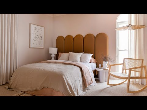 Master Suite + Ensuite Reveal, Episode 3   Contemporary Cottage Renovation   House 12