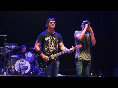3 Doors Down - Here Without You Freedom Fest 2017 Hurlburt AFB, Florida