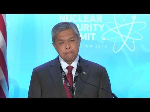187 PRESS BRIEFING BY DEPUTY PRIME MINISTER DATUK DR AHMAD ZAHID HAMIDI MALAYSIA