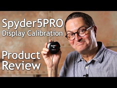 Datacolor Spyder5PRO Display Calibration Review