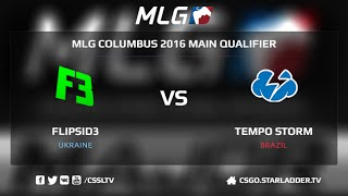 Flipsid3 vs TempoS, game 1