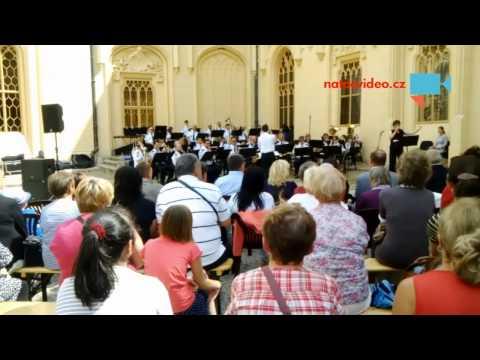 Koncert Hudby Hradní stráže a PolicieČR