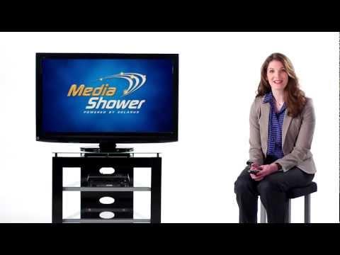 Solarus MediaShower