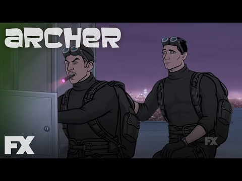 Archer Season 7 (Promo 'They're Back')