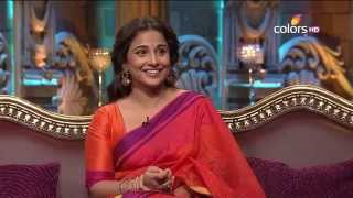 Vidya Balan In The Anupam Kher Show - Episode 6 - 10th August 2014