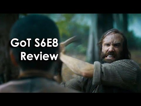 Ozzy Man Reviews Game of Thrones Season 6 Episode 367035137577856525