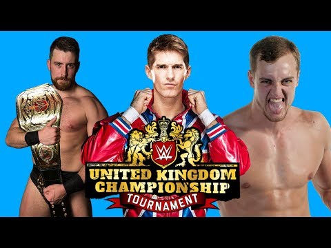 10 UK Wrestlers WWE NEEDS To Sign For The UK Championship Tournament