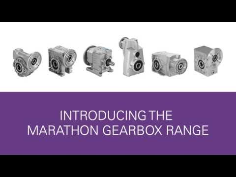 New Regal Marathon Gearboxes Infomercial