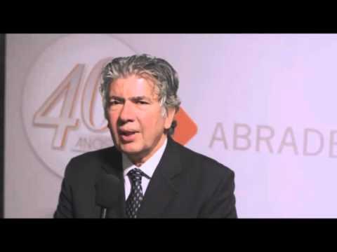 Abradee 40 Anos - Ivan Santos Leite   Diretor Presidente da Sulgipe