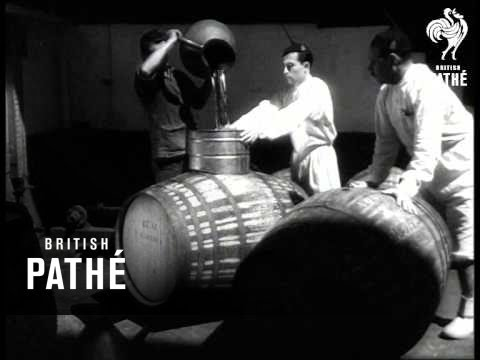Madeira Wine Making (1952)