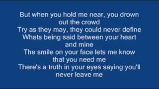 Video Ronan Keating - When You Say Nothing At All ( Lyrics) MP3, 3GP, MP4, WEBM, AVI, FLV September 2018