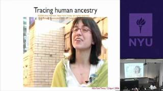 Natural Science II: Genomes And Diversity - Human History And Diversity
