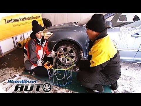 Schneeketten anbringen | Tipps und Tricks | Abenteuer Auto Classics