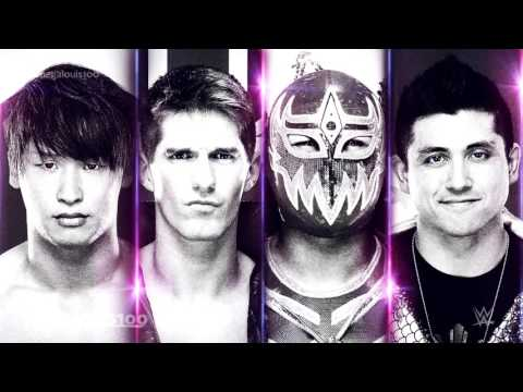 2016: WWE Cruiserweight Classic Finale Promo Theme Song -