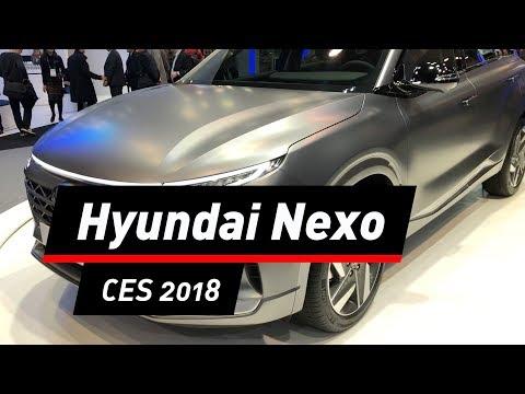 Hyundai Nexo: SUV mit Brennstoffzelle kommt nach Deutsc ...
