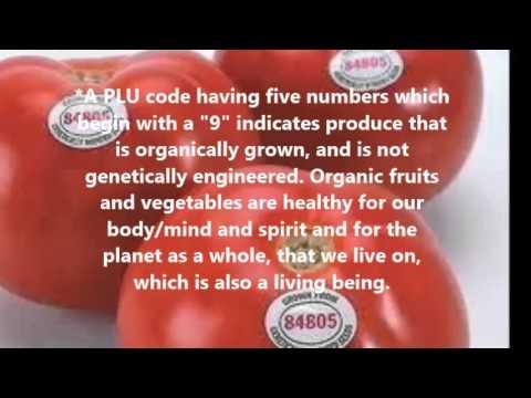 水果上面那個貼紙編號到底是什麼意思?如果看到8號開頭要小心!